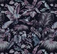 Jungle Canopy Midnight Fine-Art Print