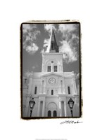 St. Louis Cathedral, Jackson Square I Fine-Art Print