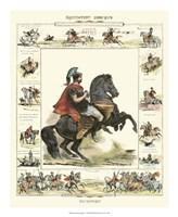 Equestrian Display I Fine-Art Print