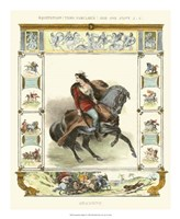 Equestrian Display II Fine-Art Print