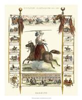 Equestrian Display IV Fine-Art Print