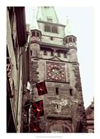 Clock Tower II Fine-Art Print