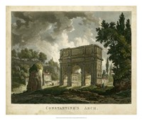 Constantine's Arch Fine-Art Print