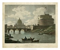 Ponte St. Angelo Fine-Art Print