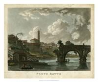 Ponte Rotto Fine-Art Print