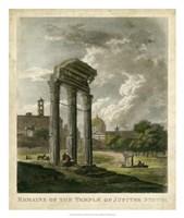 Temple of Jupiter Fine-Art Print