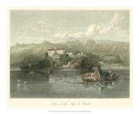 Isola Lecchi, Lago di Guarda, Italy Fine-Art Print