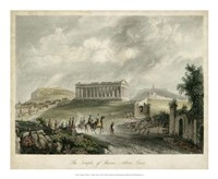 Temple of Theseus- Athens, Greece Fine-Art Print