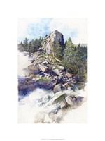 Boulder Canyon - Colorado Fine-Art Print