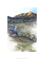 Flatirons Sunrise - Boulder, Co. Fine-Art Print