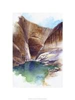 Escalante Canyon - Lake Powell, Ut. Fine-Art Print