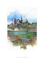 Notre Dame - Paris, France Fine-Art Print