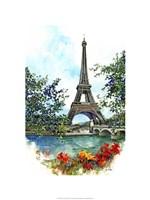Eiffel Tower - Paris, France Fine-Art Print