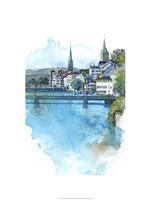 Zurich, Switzerland Fine-Art Print