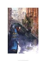 Venice Canal, Italy Fine-Art Print