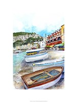Isle of Capri, Italy Fine-Art Print