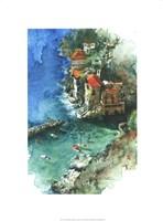 Conca dei Marini - Amalfi Coast Fine-Art Print