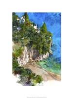Arienzo Beach - Amalfi Coast, Italy Fine-Art Print