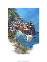 Cinque Terre - Vernazza, Italy Fine-Art Print
