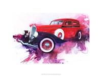 '34 Pierce Arrow Fine-Art Print