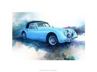 '53 Jaguar Fine-Art Print
