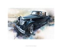 '50 Jaguar Fine-Art Print
