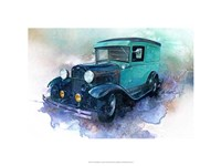 '30 Ford Delivery Truck Fine-Art Print