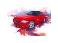 '06 BMW Z4 Fine-Art Print
