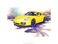 '06 Porsche Cayman Fine-Art Print