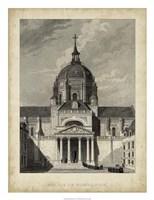 Eglise de Sorbonne Fine-Art Print