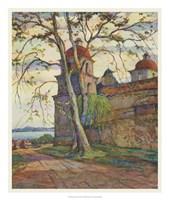 European Sketchbook VII Fine-Art Print