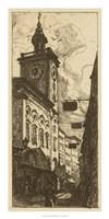Town Hall I Fine-Art Print