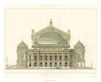 Paris Opera House II Fine-Art Print