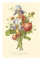 Plentiful Bouquet I Fine-Art Print