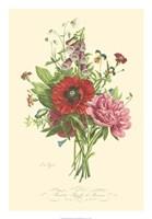 Plentiful Bouquet II Fine-Art Print