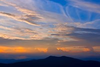 Blue Ridge Sunset Fine-Art Print