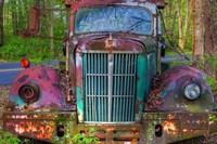 Tow Truck Front Fine-Art Print