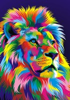 Lion New Fine-Art Print