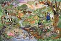 Noah's Rainbow #5 Fine-Art Print