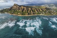 Diamond Head Sets Fine-Art Print