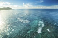Waikiki Morning Sets Fine-Art Print