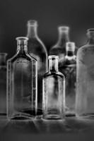 7 Botellas 1 Fine-Art Print