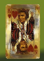 Elvis King Fine-Art Print