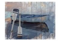 Solo Boat Fine-Art Print