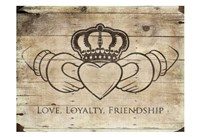 Love Loyalty Friendship Fine-Art Print