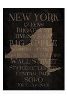 New York Silo Fine-Art Print