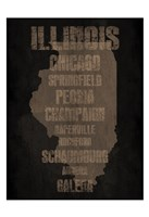 Illinois Silo Fine-Art Print
