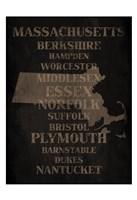 Massachusetts Silo Fine-Art Print