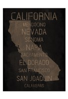 California Silo Fine-Art Print