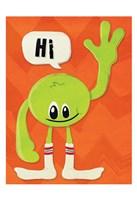 Monster Hi Fine-Art Print